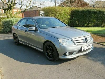 used Mercedes C220 C Class 2.1CDI SPORT 4DR AUTOMATIC