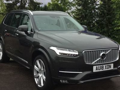 used Volvo XC90 II D5 PowerPulse AWD Inscription Pro Automatic *XENIUM PACK*