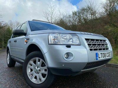 used Land Rover Freelander 2 2.2 TD4 SE 5dr