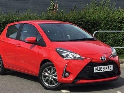 used Toyota Yaris 1.5 VVT-i Icon
