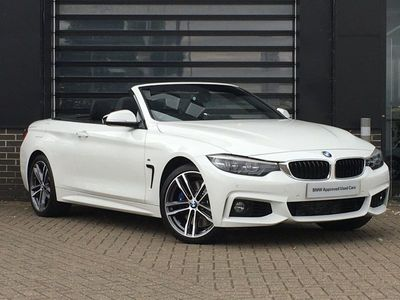used BMW 435 d xDrive M Sport Convertible