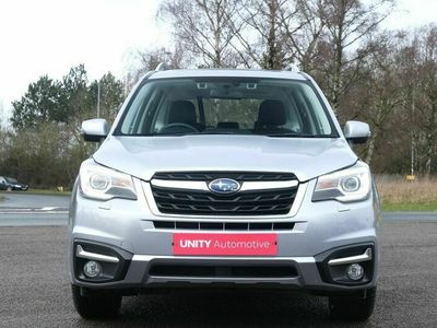 used Subaru Forester Forester2.0 XE Premium Lineartronic 5dr Estate 2018