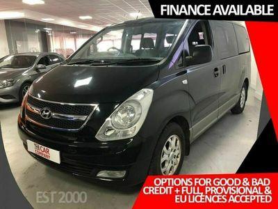 used Hyundai I800 2.5 STYLE CRDI 5d 168 BHP * MOT JUNE *