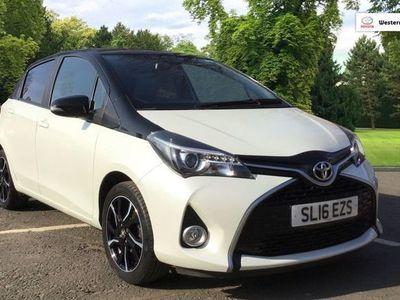 used Toyota Yaris 1.33 Vvt-I Design 5Dr
