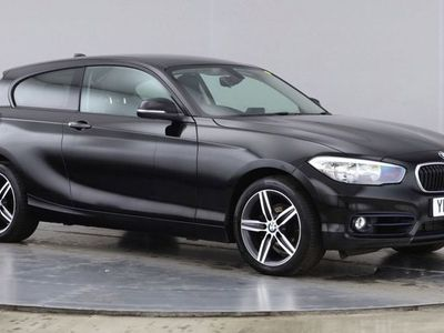 used BMW 118 1 SERIES 2.0 D SPORT 3d 147 BHP + APPLY FOR FINANCE ON OUR WEBSITE