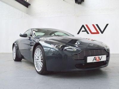 used Aston Martin V8 Vantage 2009 VANTAGE 4.73d 420 BHP Coupe 2009