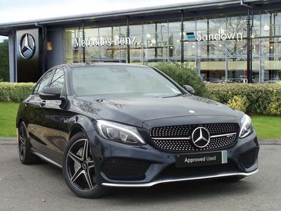 used Mercedes C43 AMG C-Class4Matic Premium Plus 4Dr Auto