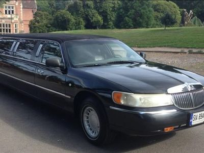 used Lincoln Town Car 4.6