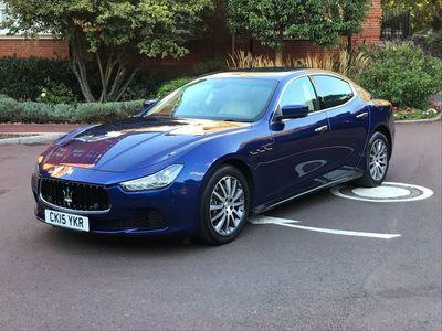 used Maserati Ghibli 3.0 TD V6 (s/s) 4dr (EU5)