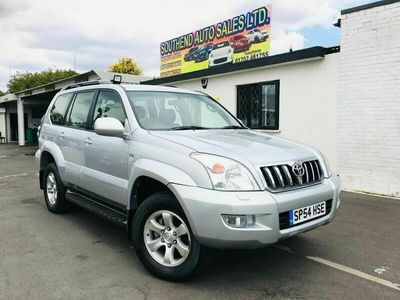 used Toyota Land Cruiser 3.0 D-4D LC3 5dr