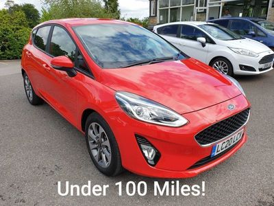used Ford Fiesta Trend 1.0 Ecoboost