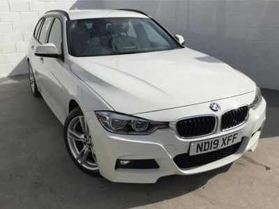 used BMW 320 3 SERIES TOURING i M Sport 5dr Step Auto