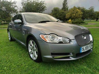 used Jaguar XF 3.0TD Luxury
