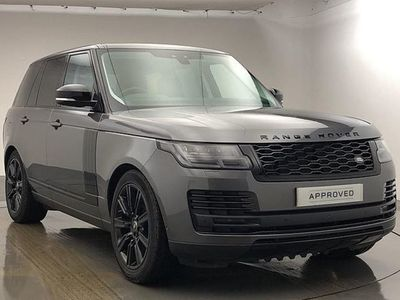 used Land Rover Range Rover 3.0 SDV6 (275hp) Autobiography