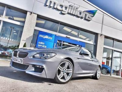 used BMW 640 6 SERIES D M SPORT 2DR