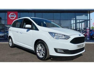 used Ford Grand C-Max 1.5 TDCi Zetec 5dr