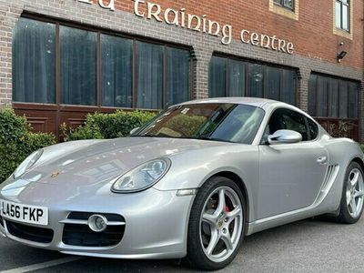 used Porsche Cayman 3.4 987 S 2dr NATIONWIDE DELIVERY 1 YEAR MOT