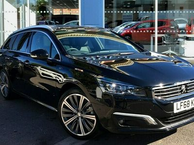 used Peugeot 508 2.0 BlueHDi 180 GT 5dr Auto