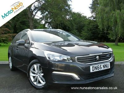 used Peugeot 508 BLUE HDI S-S SW ACTIVE 2.0 5dr