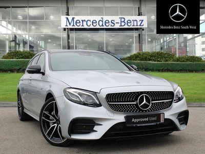 used Mercedes E53 AMG E-Class Mercedes-AMG4MATIC+ Estate 3.0 5dr