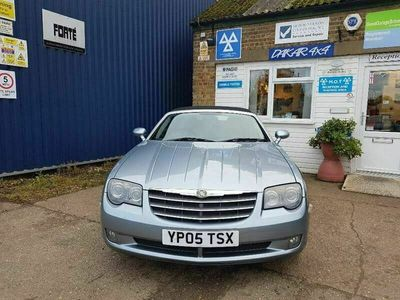 used Chrysler Crossfire 3.2 Roadster auto