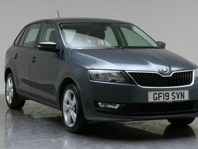 used Skoda Rapid Spaceback 1L SE Tech TSI