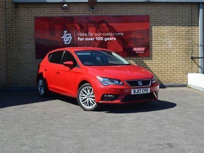 used Seat Leon 1.2 TSI SE Dynamic Technology 5dr Hatchback