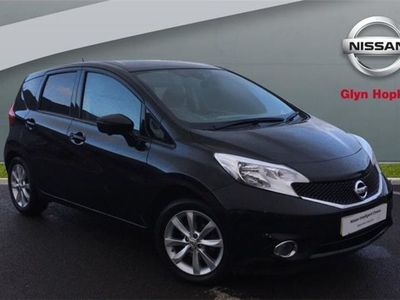 used Nissan Note 1.2 Dig-S Tekna 5Dr Auto