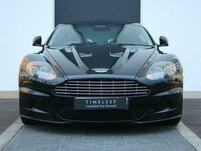 used Aston Martin DBS V12 2dr Touchtronic