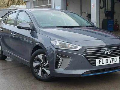 used Hyundai Ioniq 1.6 GDi Hybrid Premium 5dr DCT Auto