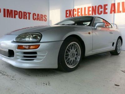 used Toyota Supra -