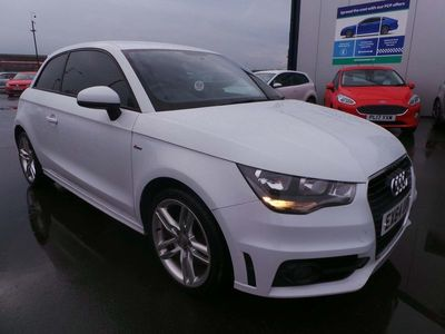 used Audi A1 1.6 TDI S line 3dr