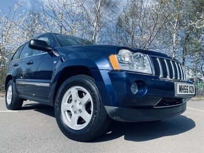 used Jeep Grand Cherokee 3.0 V6 CRD LIMITED 5DR AUTOMATIC