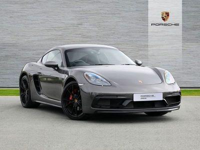 used Porsche 718 Cayman S PDK Auto 2-Door