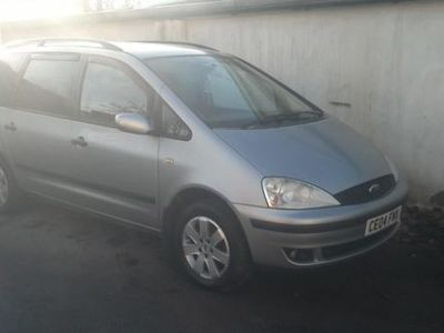 used Ford Galaxy Estate 2.3 Zetec 5d