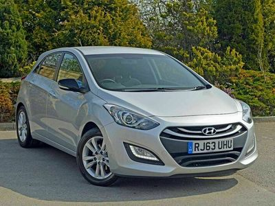 used Hyundai i30 1.4 SE (100 PS) 5 Door