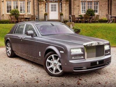 used Rolls Royce Phantom II 4dr Auto Saloon