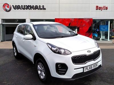 used Kia Sportage 1.7 CRDi ISG 1 5dr && JUST ARRIVED, PICTURES COMING SOON &&