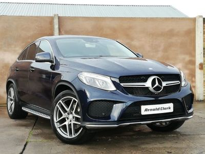 used Mercedes GLE350 GLE Coupe4Matic Amg Line Premium 5Dr 9G-Tronic