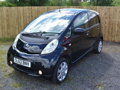 used Peugeot iON 47kW 16kWh 5dr Auto
