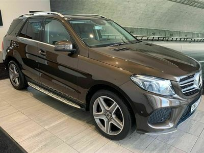 used Mercedes GLE250 GLE Class GLE4Matic AMG Line Premium 5dr 9G-Tronic suv 2017