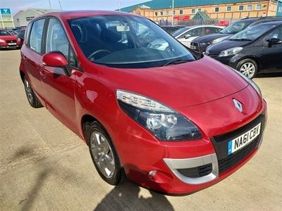 used Renault Scénic 1.6 EXPRESSION VVT 5d 110 BHP 5 STAMPS OF SERVICE HISTORY For More Info Cal