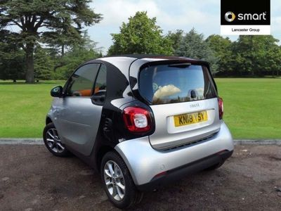 used Smart ForTwo Coupé Fortwo Coupe 2018 coupe Passion 2018