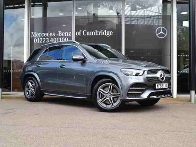 used Mercedes 300 Gle Class GLEd 4MATIC AMG Line 7 Seats 2.0 5dr