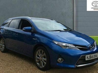 used Toyota Auris 1.8 VVTi Hybrid Excel 5dr CVT Auto
