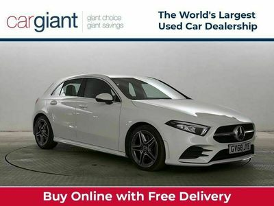 used Mercedes A250 A Class 2.0AMG Line 7G-DCT (s/s) 5dr