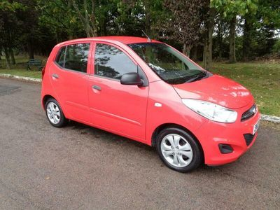 used Hyundai i10 1.2 Classic 5dr choice of 3 in stock