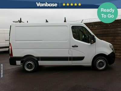 used Nissan NV400 2.3 dCi 110ps H1 E Short Wheelbase L1H1 Low Roof Van, 2018 (18)