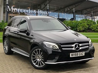 used Mercedes E250 GLC GLC d 4Matic AMG Line Premium 5dr 9G-Tronic