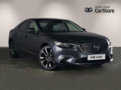 used Mazda 6 2.0 Sport Nav 4dr 2015
